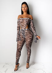 Party Animal Pant Set
