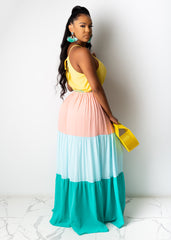 Just One Day Maxi Dress