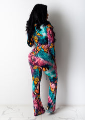 Like Me Better Butterfly Jumpsuit