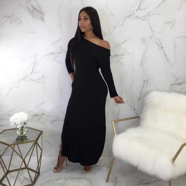 Daytime Vibes Maxi Dress