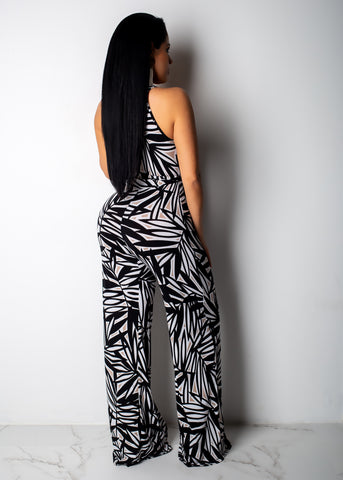 Serious Business Woman Jumpsuit