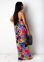 Take It All Maxi Dress