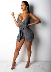 Forgive My Sexiness Romper