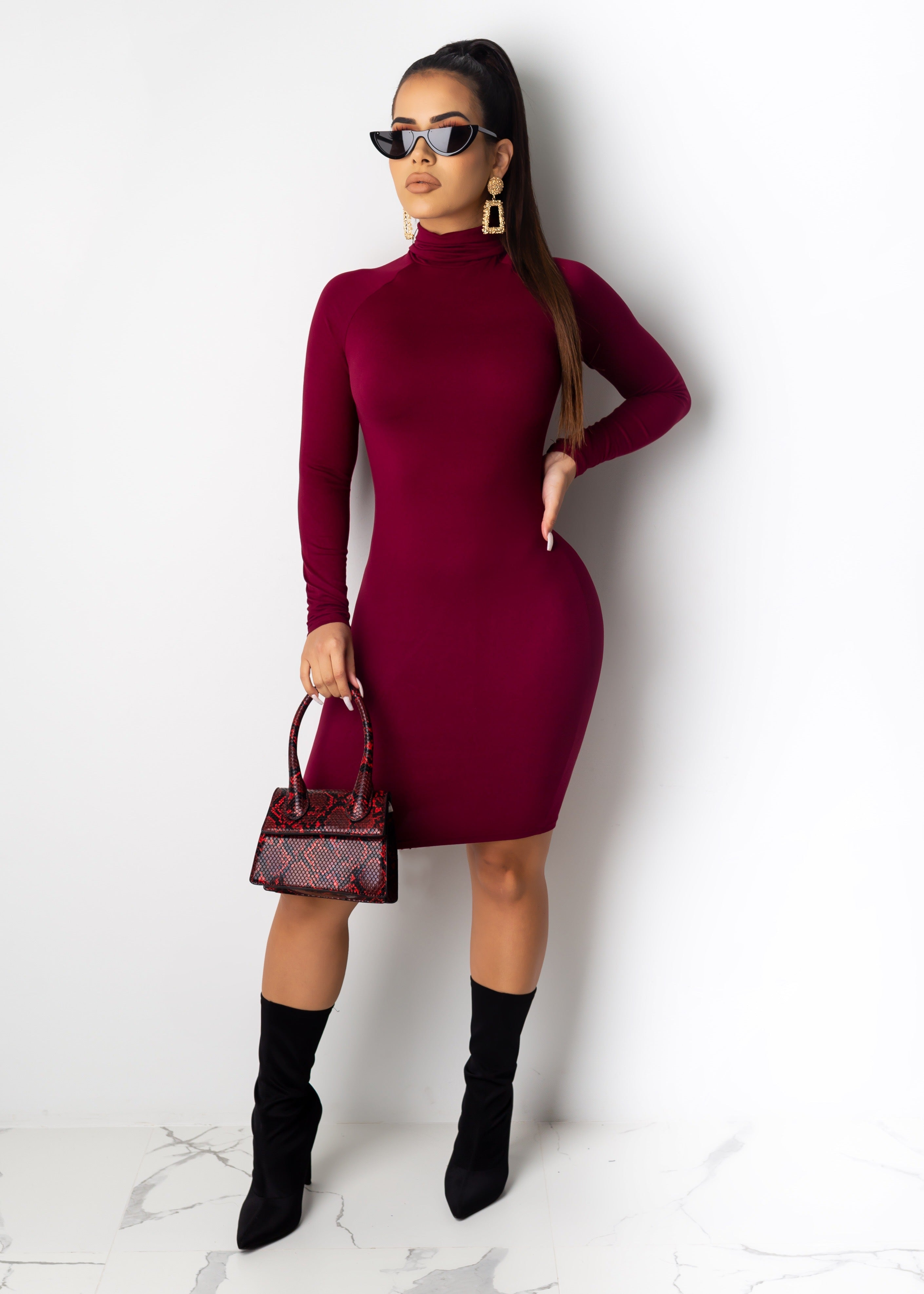Cozy Little Thing Mini Dress
