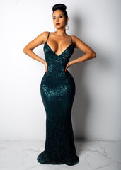 Mermaid Dreams Gown
