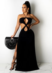 Call It A Night Maxi Dress