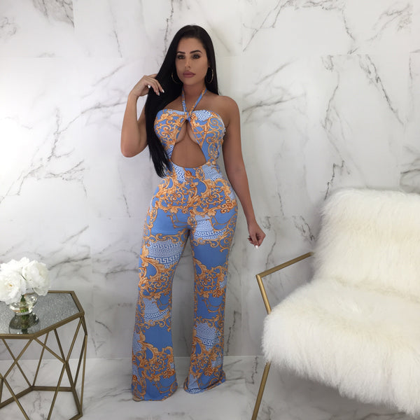 Sky Love Jumpsuit