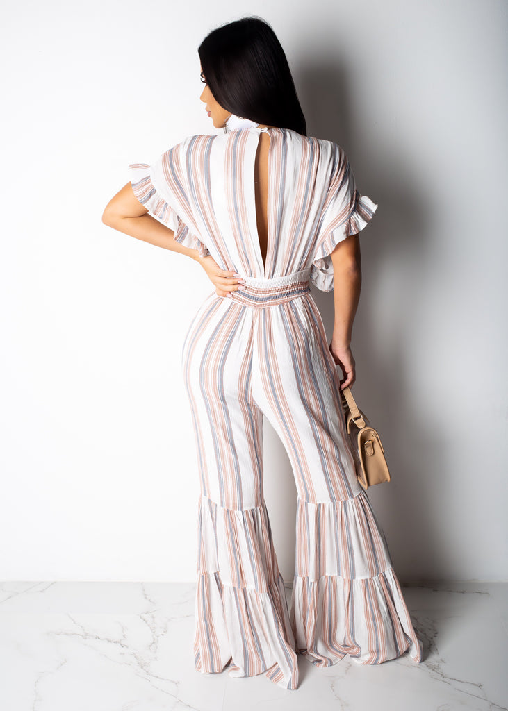 Sunday Brunch Lunch Jumpsuit