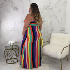 Krista Colorful Maxi * Plus *