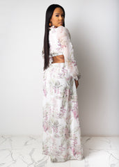 Wise One Maxi Dress
