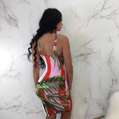 Dominican Diva Mini Dress