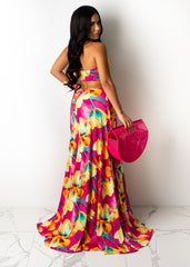I Need Your Love Maxi Dresss