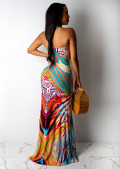 Jaw Dropping Maxi Dress