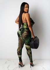 Tumble In The Jungle Jumpsuit