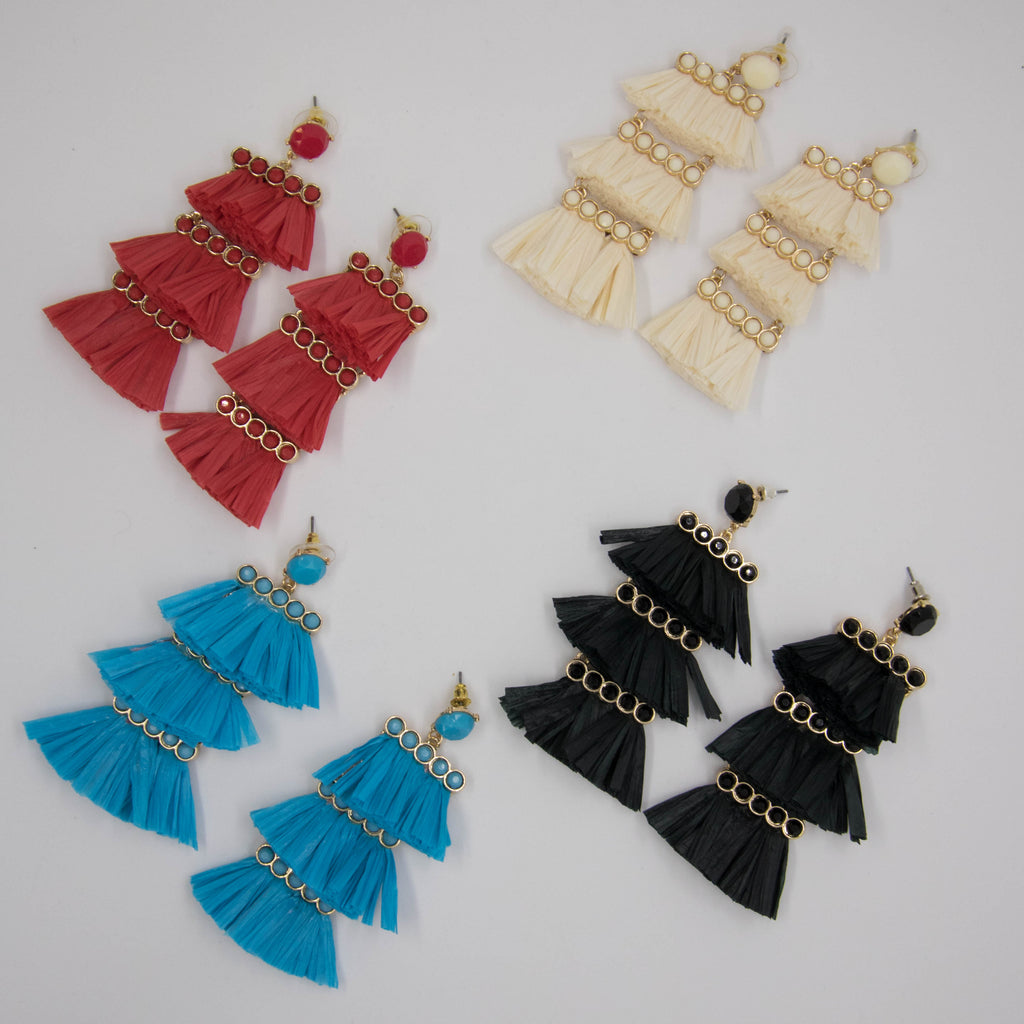 Dolce Tassel Earrings