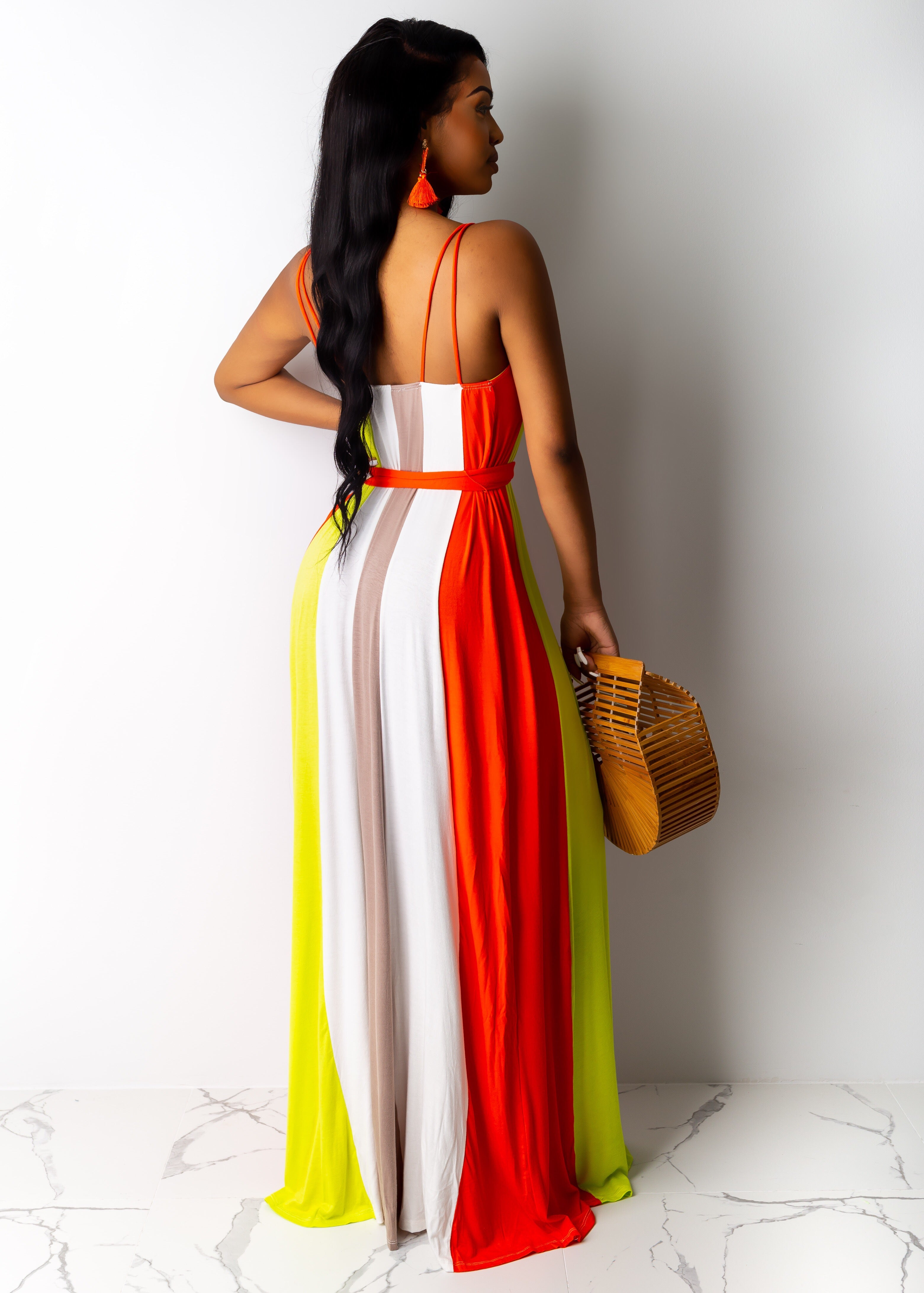 It's A Typical Day Maxi Dress