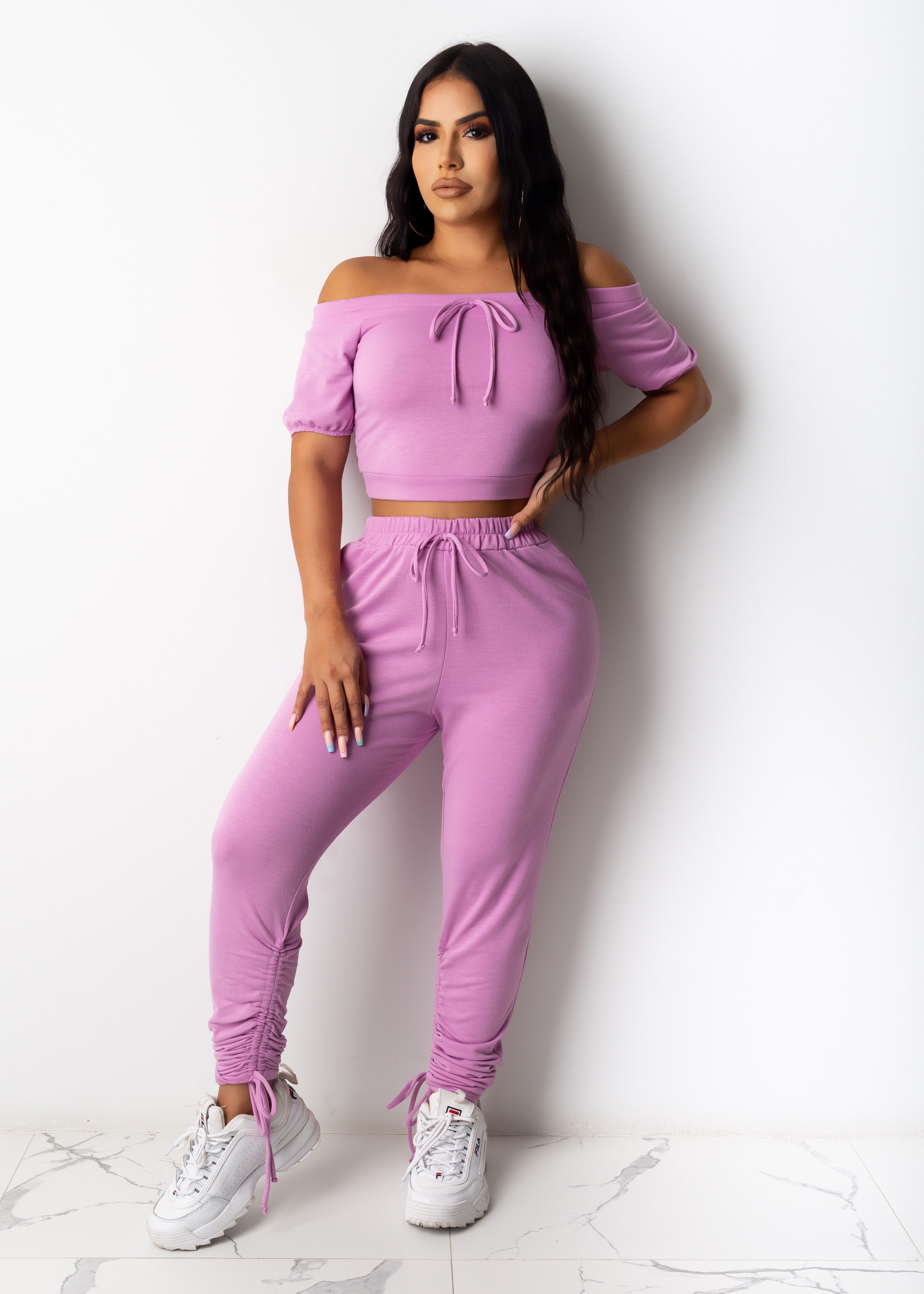 Lunch Date Pants Set