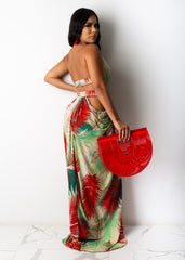 Call It A Day Maxi Dress