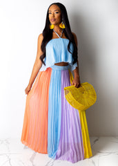 Day Dreaming Skirt Set