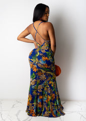 On The Prowl Maxi Dress
