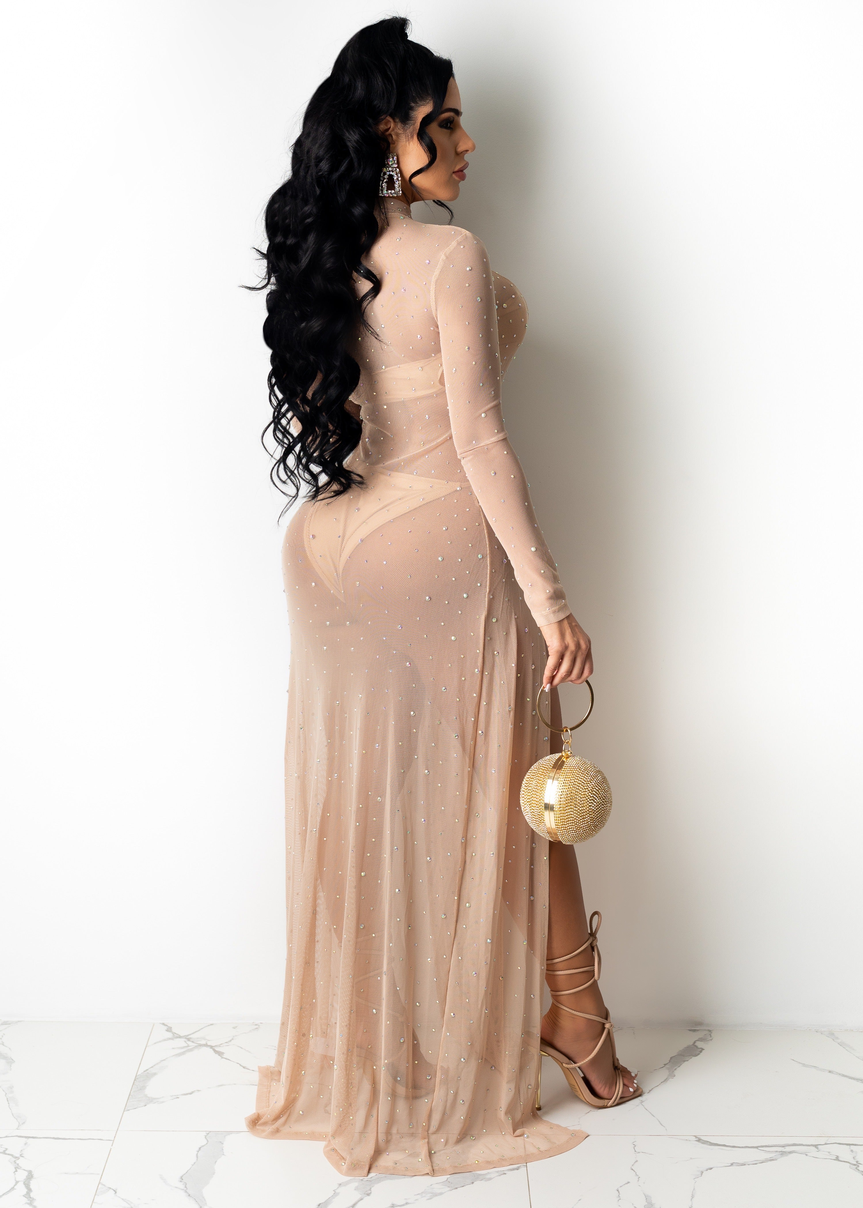 Her Time To Shine Maxi Dress
