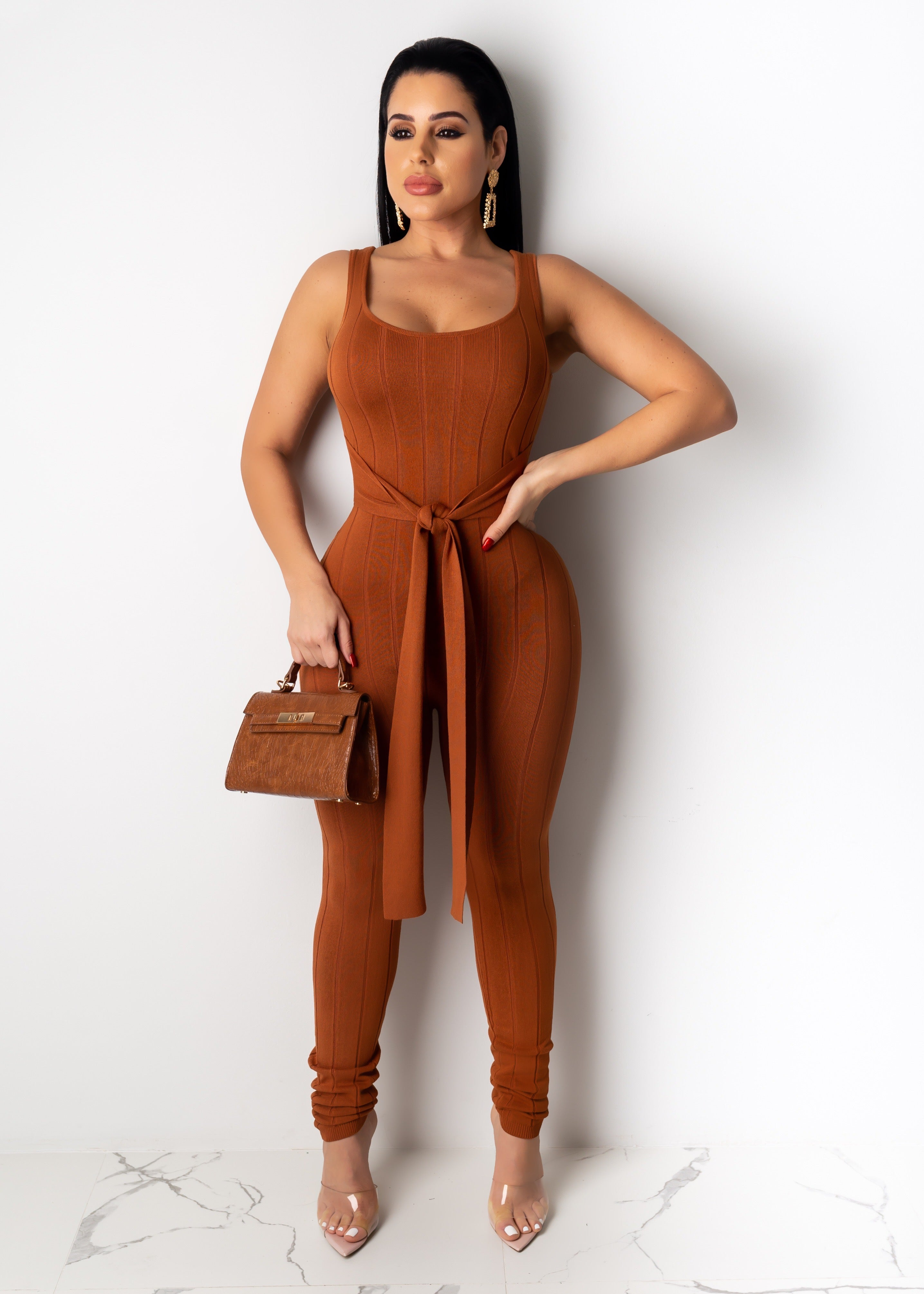 Casual Lover Jumpsuit