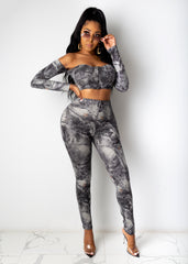 Be The Change Pant Set