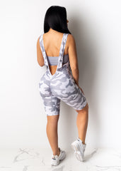 Like The Way I Work It Romper Set