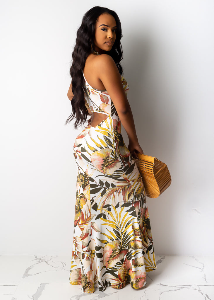 Still In My Summer Mood Maxi Dress