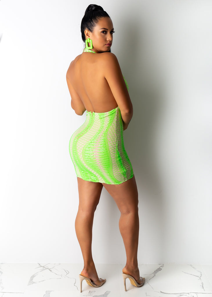 Just Want To Have Fun Mini Dress