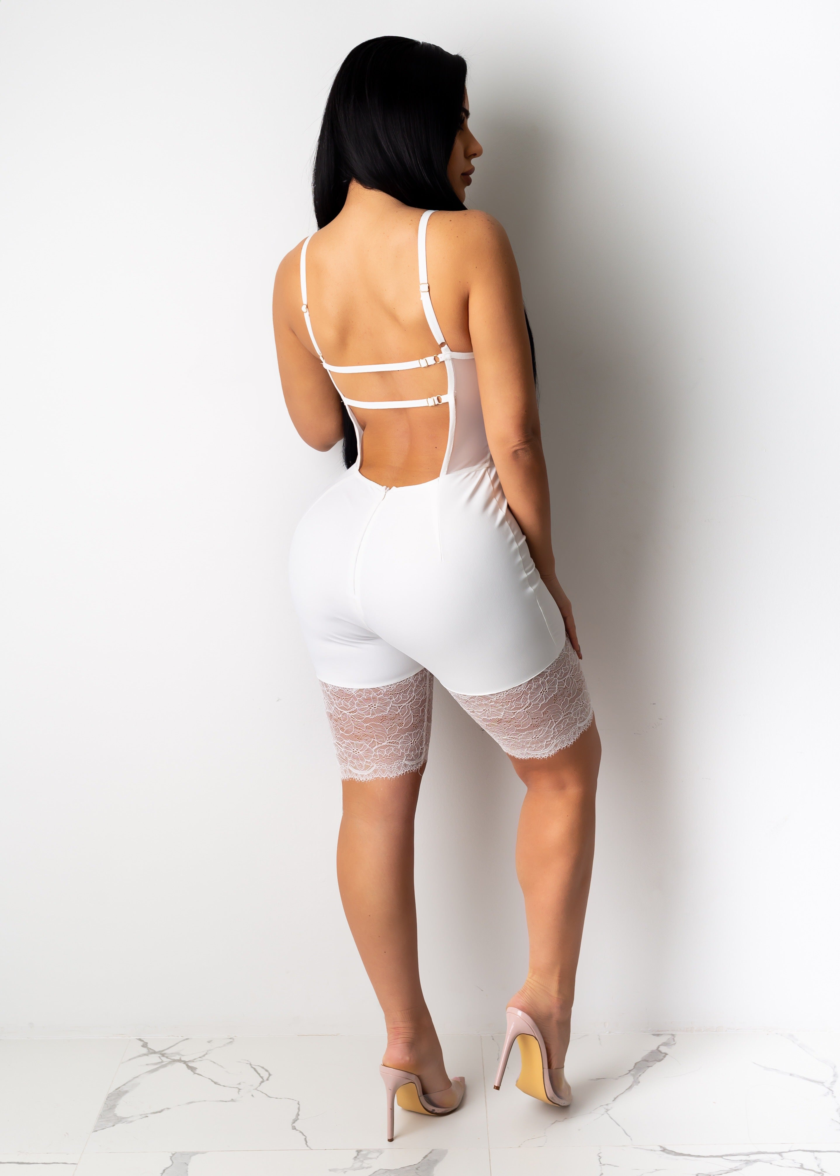 Limited Access Romper