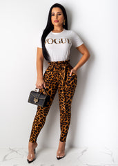 Trend Setting Vogue Pant Set