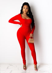 Need No Man Jumpsuit