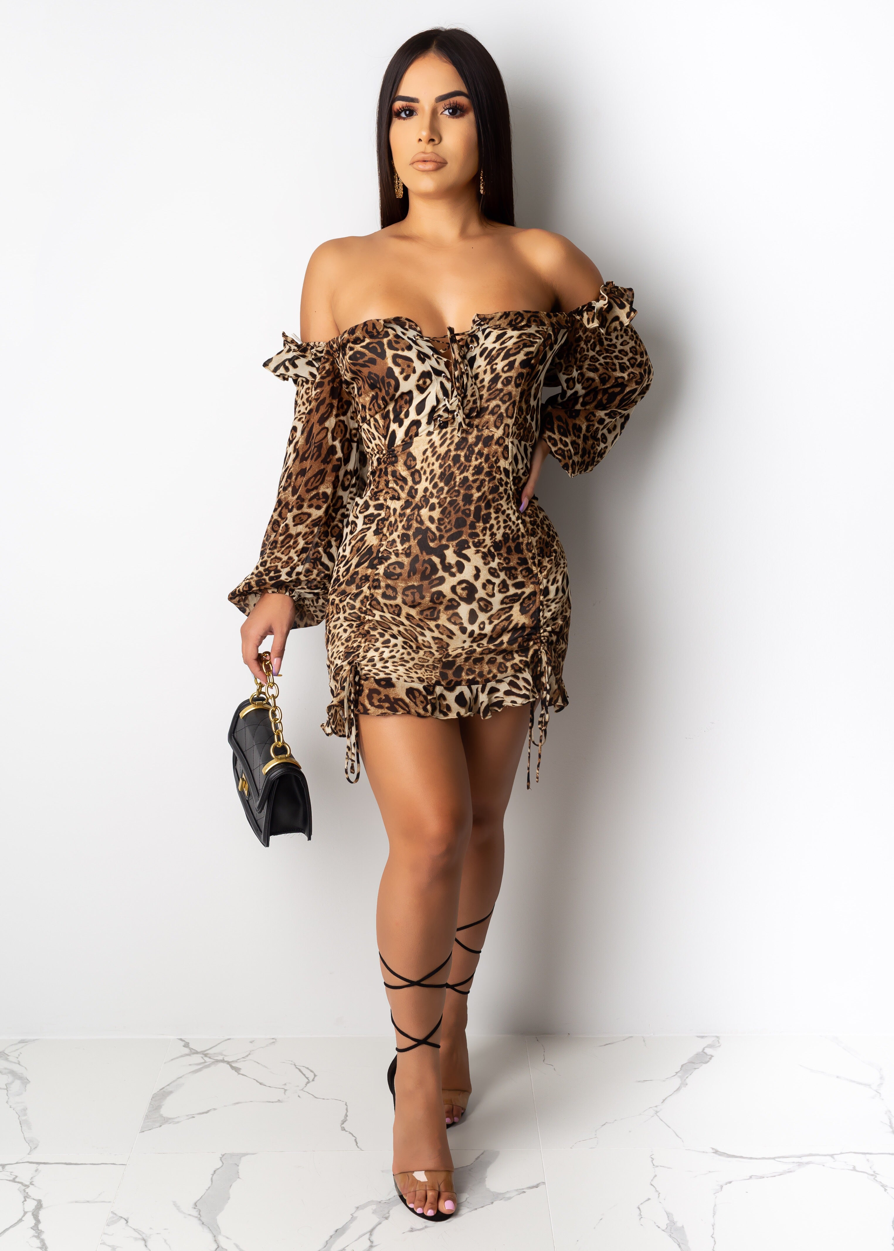 Be With Me Tonight Mini Dress