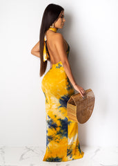 Ease Your Mind Maxi Dress