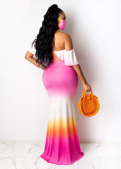 Keeping It Cool Maxi Dress