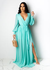 More Than Enough Maxi Dress