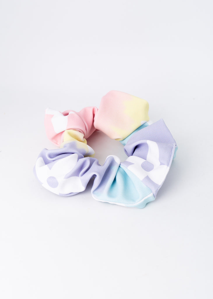 Love Lifestyle Scrunchie