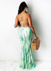 Owning The Moment Maxi Dress