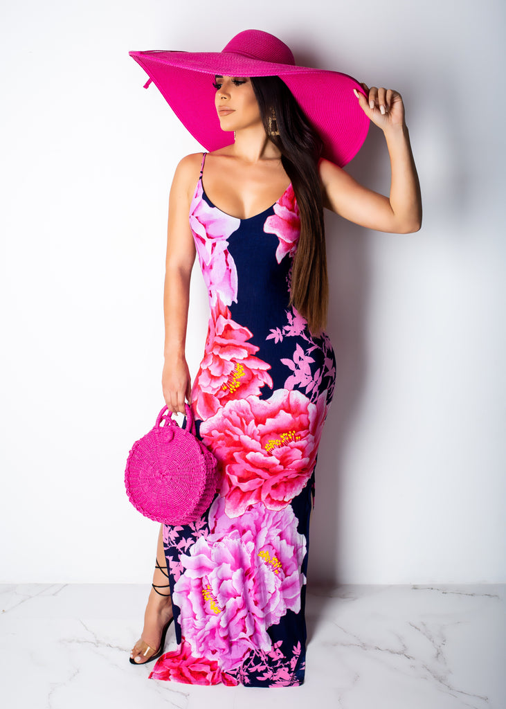 Blossom Diva Maxi Dress