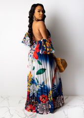 Don't Complicate It Maxi Dress