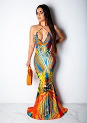 Waiting For You Maxi Dress