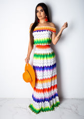 Dressed For The Occasion Maxi Dress