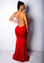 Follow This Diva Gown