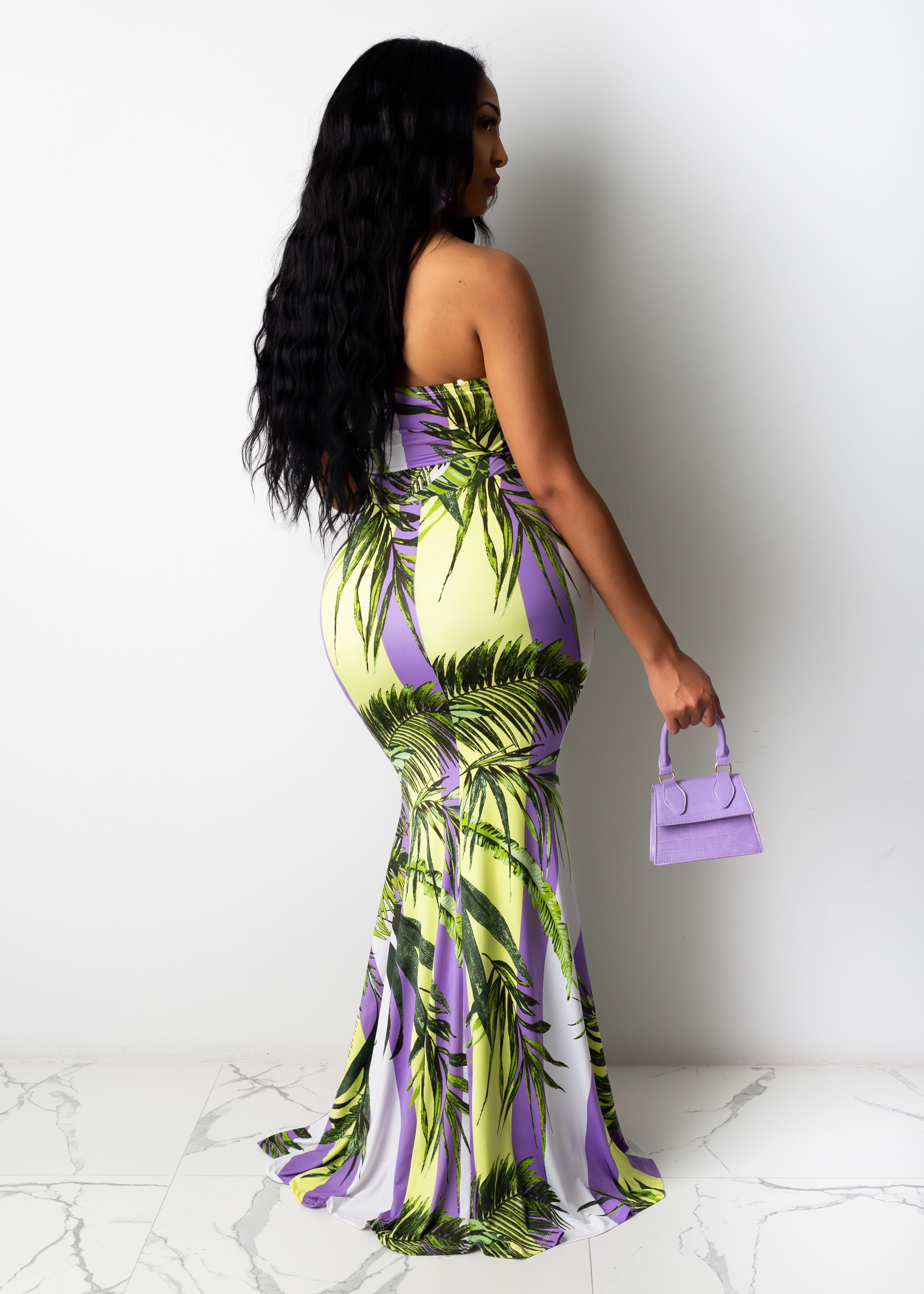 Never Looked Better Maxi Dress