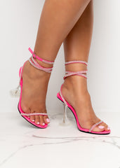 Great Night Pink Heels
