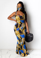 Read All About It Maxi Dress