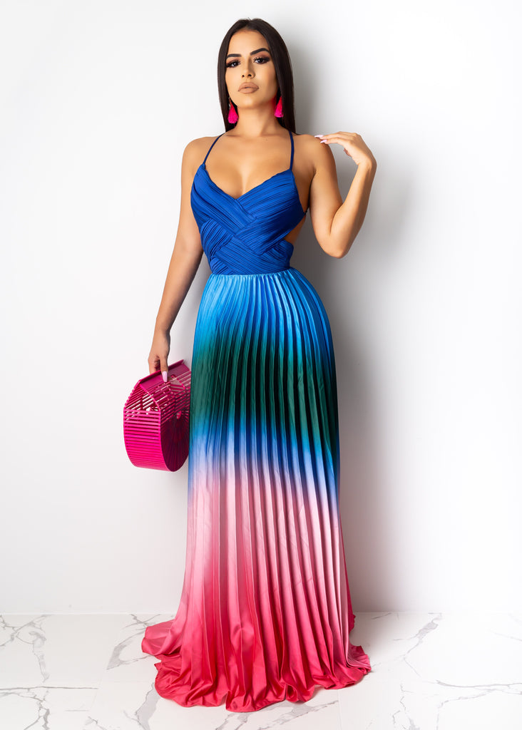 A Girl Like Me Maxi Dress