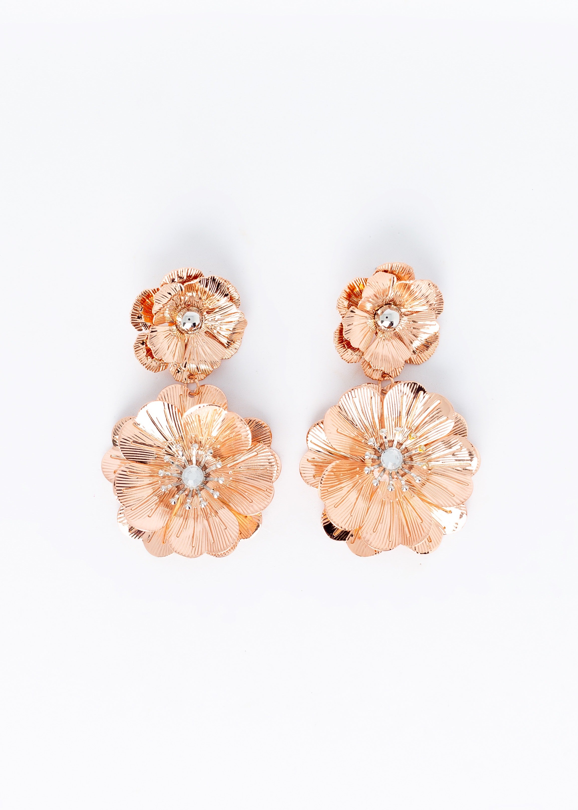 Pretty Flower Earrings