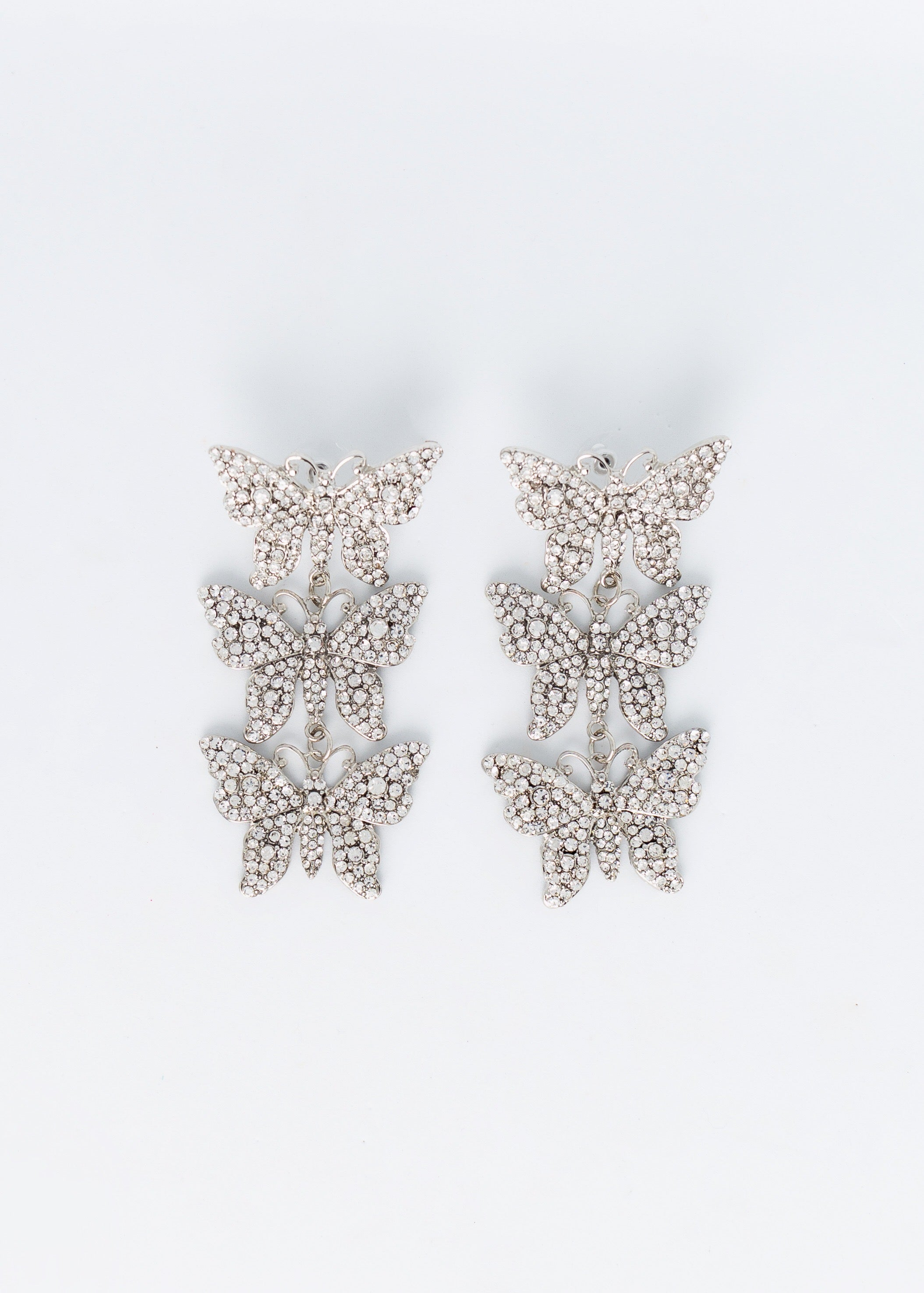 The Love We Share Butterfly Earrings